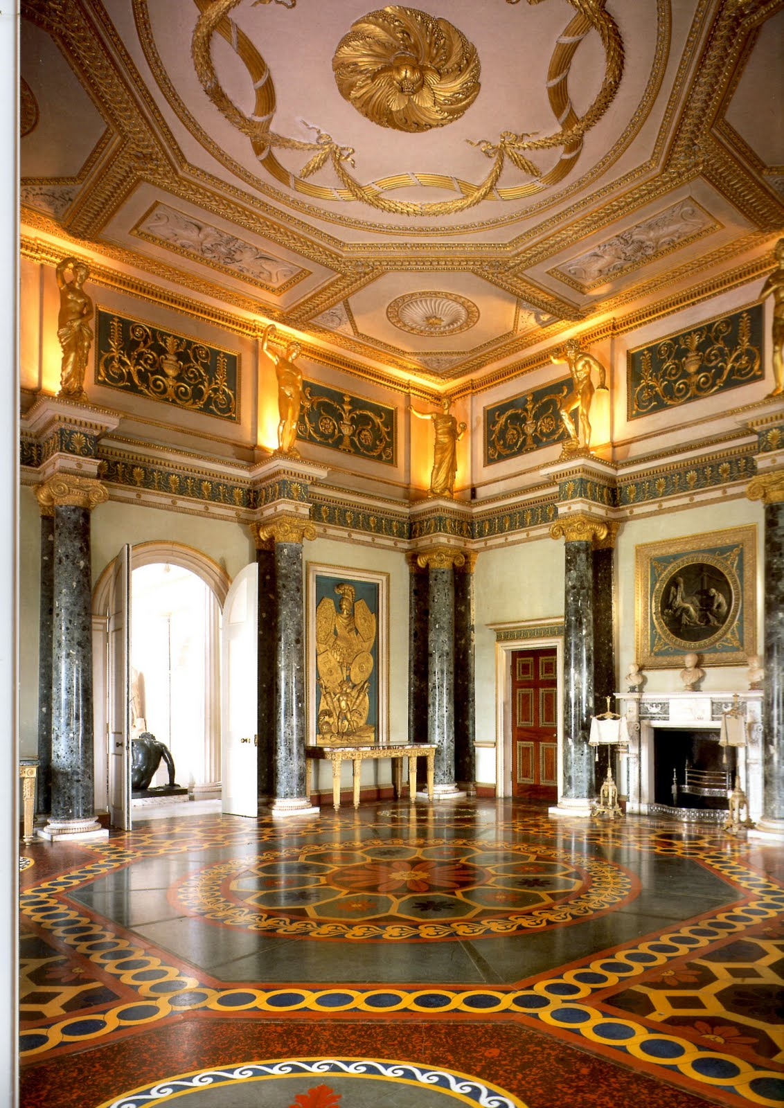 Syon park for Interior design south london